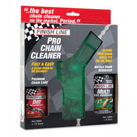FINISH LINE NEW CHAIN CLEANER KIT