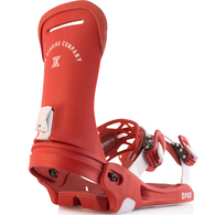 FIX BINDING CO 2020 WOMENS OPUS BINDINGS MAROON