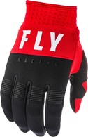 FLY RACING 2020 F-16 GLOVE (YOUTH RED/BLACK/WHITE)