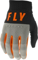 FLY 2020 F-16 GLOVE (BLACK/GREY/ORANGE)