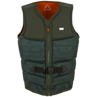 FOLLOW 2018 STOW COOK VEST OLIVE