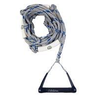 FOLLOW 2019 SURF ROPE AND HANDLE PACKAGE NAVY GREY
