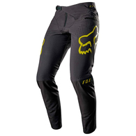 FOX 2017 FLEXAIR PANTS BLACK YELLOW