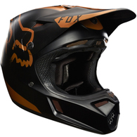 FOX RACING 2017 V3 MOTH SE HELMET ECE COPPER