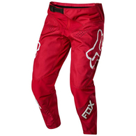 FOX 2018 YOUTH DEMO PANTS BRIGHT RED