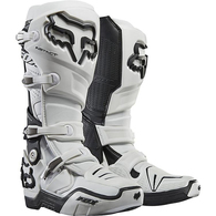 FOX RACING INSTINCT BOOTS 2.0 WHITE