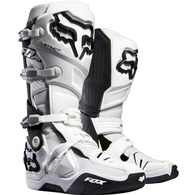 FOX RACING INSTINCT BOOTS WHITE