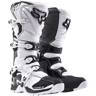 FOX RACING 2017 COMP 5 BOOTS WHITE