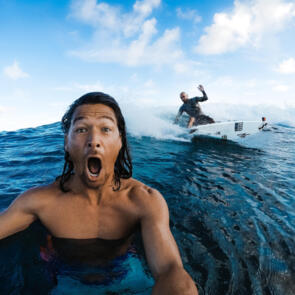 GOPRO ALOHA PACKAGE FLOATING HAND GRIP + SURFBOARD MOUNT
