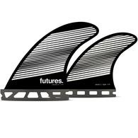 FUTURE FINS F4 (NEUTRAL) LEGACY HC QUAD FIN - FUTURES - S