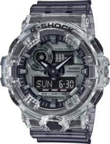 CASIO G-SHOCK SEMI-TRANSPARENT SPECIAL COLOUR EDITION WATCH GA700SK-1A