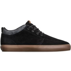 GLOBE GS CHUKKA BLACK/GREY/TOBACCO