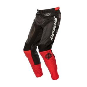 FASTHOUSE YOUTH GRINDHOUSE 2.0 PANTS BLACK/RED