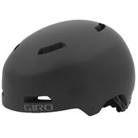 GIRO 20 QUARTER FS MAT BLACK