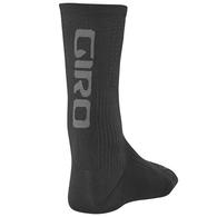 GIRO HRC HI TEAM SOCKS BLACK DARK SHADOW