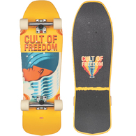 GLOBE BLASTER CRUISER CULT OF FREEDOM WAVEHEAD 30
