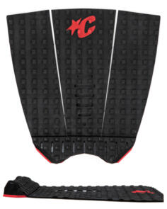 CREATURES OF LEISURE 2021 MICK FANNING LITE GRIP BLACK RED -