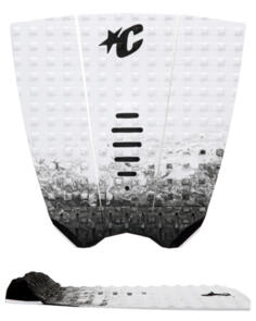 CREATURES OF LEISURE 2021 MICK FANNING LITE GRIP WHITE FADE BLACK