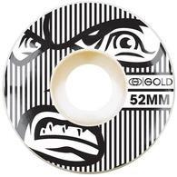 GOLD 52MM GOONS WHEELS 52MM