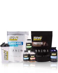 RYNO POWER GOLD MEDAL POWER PACKAGE CHOCOLATE