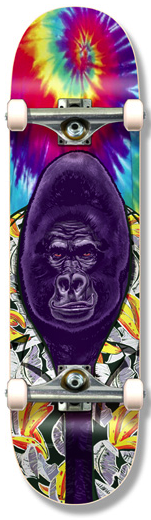 HOLIDAY PARTY ANIMAL - GORILLA MINI COMPLETE 7.25