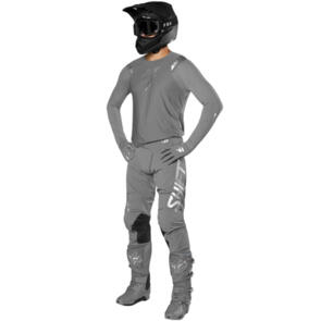 SHIFT 2019 3LUE GHOST COLLECTION LE GREY GEAR SET