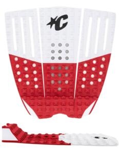 CREATURES OF LEISURE 2021 RELIANCE 3 BLOCK GRIP RED WHITE