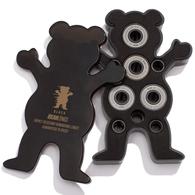 GRIZZLY BEAR-INGS ABEC 9 BLACK