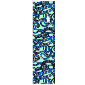 GRIZZLY SNAKE EYES GRIPTAPE BLUE