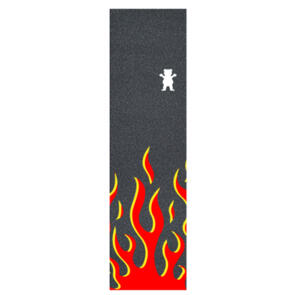 GRIZZLY FARRENHEIT GRIPTAPE RED