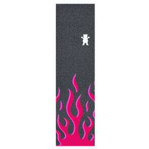 GRIZZLY FARRENHEIT GRIPTAPE PINK