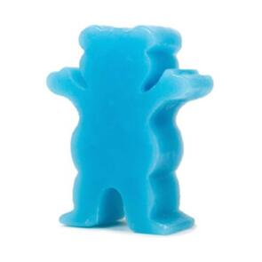 GRIZZLY GREASE SKATE WAX BLUE