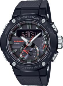 CASIO G-SHOCK G-STEEL SOLAR CARBON BLUETOOTH ANALOGUE/DIGITAL WATCH GST-B200B-1A