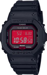 CASIO G-SHOCK SPECIAL ADRENALINE RED EDITION BLUETOOTH DIGITAL WATCH GWB5600AR-1D