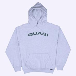 QUASI GYM HOOD SWEAT ASH