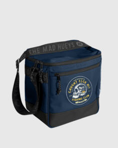 THE MAD HUEYS FK ALL CLUB ESKY COOLER BAG NAVY