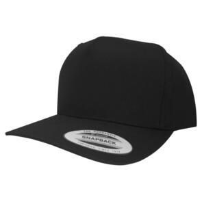 FLEXFIT HB CAP - BLACK