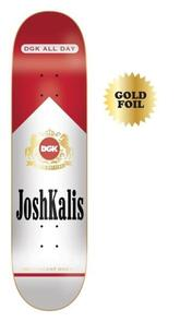 "DGK 8.0"" ASHES TO ASHES KALIS DECK"