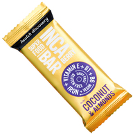 HEALTH DISCOVERY CHIA BARS INCA BERRY COCO AND ACAI (BOX 20)