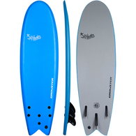 HECTIC BOARD CO GROMSTER SOFT TOP BLUE 5'10 2.0