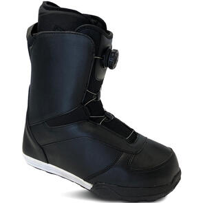 HECTIC BOARD CO BOA SNOW BOOTS BLACK