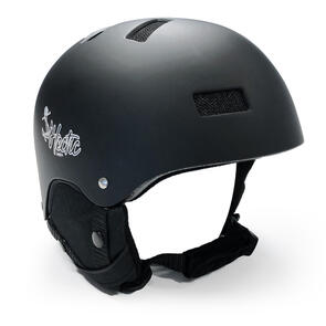 HECTIC BOARD CO SNOW HELMET BLACK