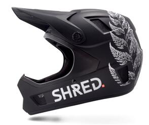 SHRED HELMET SHRED MTB FULL FACE BRAIN BOX MCGAZZA