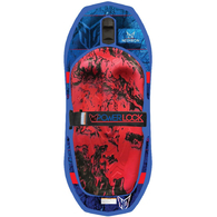 HO NEUTRON KNEEBOARD BLUE RED