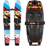 HO 2020 HOTSHOTS AND KNEEBOARD PACKAGE