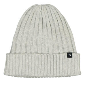 HUFFER FISHERMANS BEANIE GREY MARLE