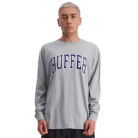 HUFFER LS SUP TEE/ASSEMBLY GREY MARLE