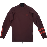 HURLEY 2018 ADVANTAGE PLUS 1/1 JACKET MAHOGANY