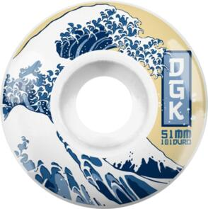 DGK TSUNAMI WHEELS 51MM