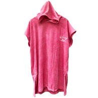 HYPER RIDE YOUTH HOODED TOWEL - PINK